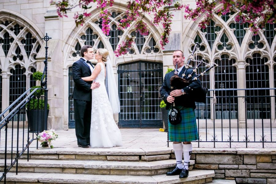 Marriage Ceremony Bagpiping
